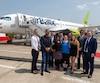 Des étudiants de quatre universités montréalaises ont rencontré divers intervenants de l'aéronautique, à Paris, au cours des derniers jours. Ils se sont notamment arrêtés au pavillon de Bombardier, où ils ont pu s'entretenir avec différents spécialistes de l'entreprise, en plus de visiter les deux avions exposés, dont le C Series.