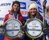 Thomas Bilodeau et Carolane Savage ont remporté les grands honneurs de la compétition U16 de ski alpin tenue en Outaouais durant le précédent week-end.