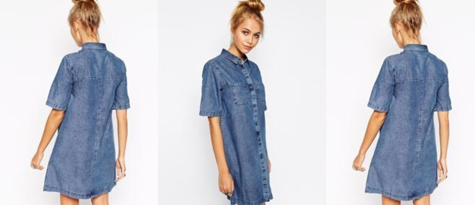 Image principale de l'article La robe chemise