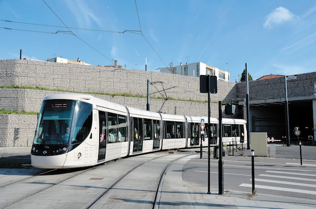 Tramway tunnel Le Havre