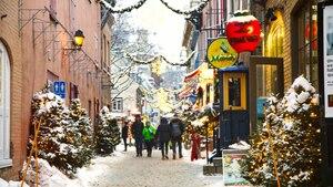 5 marchés de Noël à visiter au Québec