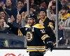 Le joueur de centre de Québec a grandi dans la LNH avec Claude Julien et il demeure clair à ses yeux que les problèmes des Bruins ne se situent pas derrière le banc.