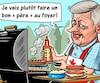 Harper quitte la politique