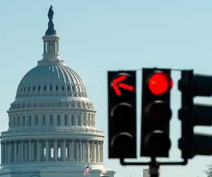 US government shutdown looms