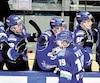 Linden Vey est la nouvelle vedette de l'heure dans la KHL.