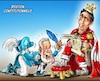 Caricature Ygreck 2 juin 2017 Philippe Couillard Justin Trudeau