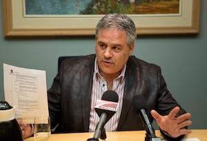 Le maire Jean-Claude Gingras a fait couler beaucoup d'encre depuis son élection à la tête de L'Assomption en novembre 2013.