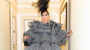 Lady Gaga a trouvé la plus petite sacoche