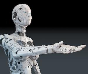 Des emplois sont en péril avec non seulement la robotisation des métiers décisionnels grâce à l'intelligence artificielle, mais en raison de l'automatisation de «jobs de bras». Le robot Baxter en est un bon exemple. Il a fait à notre journaliste une démonstration de sa capacité à manipuler des objets, lors d'une visite au CRIQ, à Québec. On le voit ici placer des balles de tennis dans des cavités.