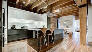 Un spacieux et luxueux condo à 1 200 000$