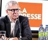 Dirigée par Guy Crevier et Pierre-Elliott Levasseur,La Presse serait actuellement la seule entreprise de presse au Québec à pouvoir remettre des reçus fiscaux dedons. Dans un récent rapport, des experts demandent qu'Ottawa change sa loi.