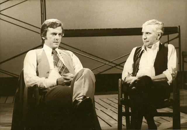 En 1976, il anime avec Jean Duceppe l'émission Pierre, Jean jasent sur les ondes de Télé-Métropole.