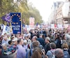 People's Vote For Brexit march