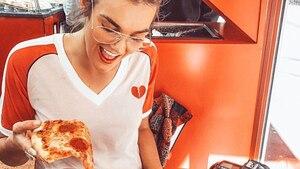 Un party pizza et un spectacle gratuit