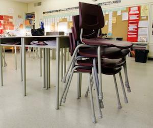 Enseignants grève