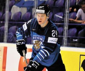 Le Finlandais Kaapo Kakko compte sept points en six parties depuis le début du tournoi en Slovaquie.