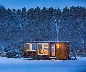 Cette Mini Maison Sur Roues Faite Ici Vous Donnera Envie De Tout