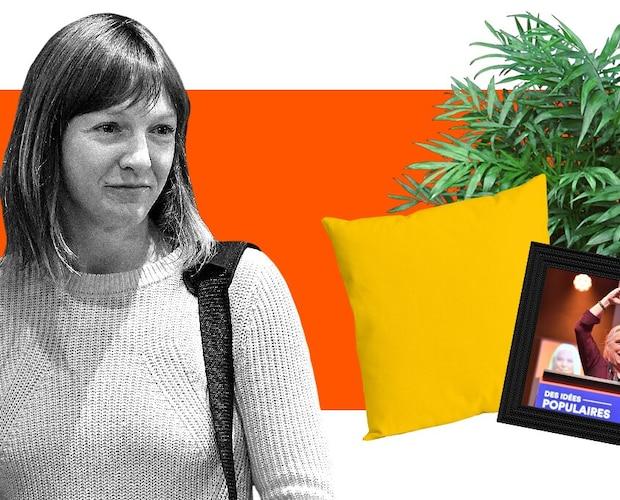 Image principale de l'article Dorion décore son bureau de l'Assemblée nationale