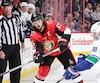 Blanchi à son retour au jeu, Erik Karlsson s'est éclaté jeudi soir face aux Devils du New Jersey, amassant trois mentions d'aide.