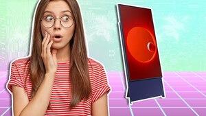 Un téléviseur vertical pour la génération Y