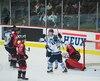 Morgan Nauss s'est moqué de tous les défenseurs des Huskies avant de déjouer leur gardien.