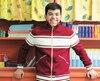 Jose Ventura dans une classe de l'école Calixa-Lavallée. Son enseignante venait de lui apprendre qu'il passera en classe régulière à la rentrée prochaine.