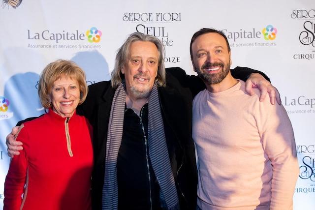 Serge Fiori et Joël Legendre