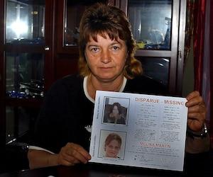 Françoise Algier n'a pas perdu espoir de retrouver sa fille Mélina Martin, disparue il y a 10 ans.