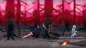 Une bande-annonce «16 bits» pour Star Wars IX