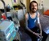 En février, Mathieu Grégoire a été foudroyé par une récidive de la leucémie.