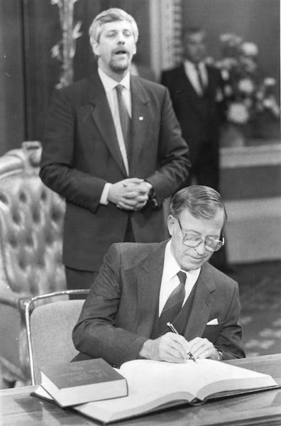 L'ex-maire de Québec, Gilles Lamontagne, est décédé mardi à l'âge de 97 ans.