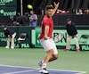 Le Canadien Frank Dancevic.