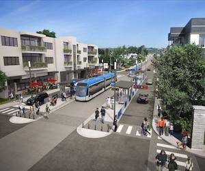 le service rapide par bus (3) recueille une forte adhésion et ne porterait pas ombrage au troisième lien.