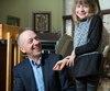Marc Hurtubise a combattu un cancer des amygdales à l'âge de 47 ans, en 2010, alors que sa femme Nancy était enceinte de la petite Léonie, qui a aujourd'hui 5 ans.