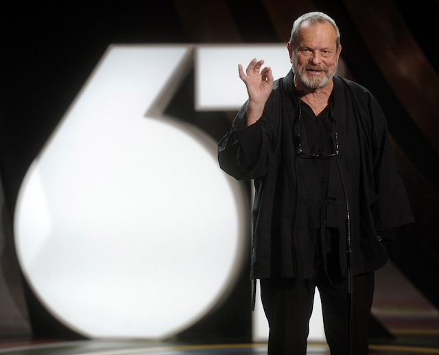 Terry Gilliam au Festival de San Sebastian en 2013