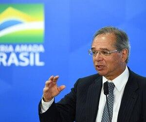 Paulo Guedes, ministre brésilien de l'Économie