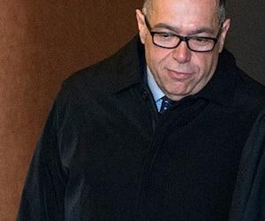 Luigi Coretti était soulagé en apprenant l'arrêt des procédures engagées contre lui, selon son avocate Me Nellie Benoit.