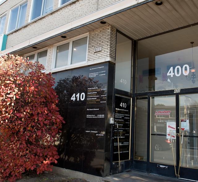 Étude d'un notaire de Montréal-Nord où Les Premiers Investissements Hôteliers & Villégiature est domiciliée.