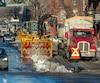 La neige vient à peine d'être ramassée à Montréal que la ville attend des précipitations mardi et mercredi.