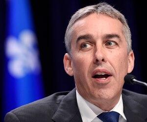 L'ex-ministre des Finances et député péquiste, Nicolas Marceau