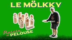 Image principale de l'article «Plaisir et pelouse»: découvrez le Mölkky