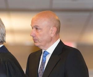 Frank Zampino, Accusé