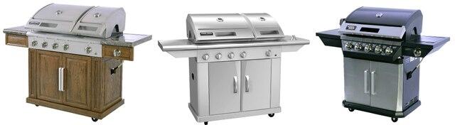 La famille 5500 Series compte trois modèles un peu plus gros, offrant pas moins de 703 po²de surface de cuisson. On compte également sur un brûleur latéral à infrarouge de 15 000 BTU pour saisir les viandes dans leur jus.