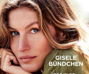 <b><i>Mon chemin en quête de sens</i></b><br/> Gisele Bündchen<br/> Les Éditions Marabout<br/> 240 pages