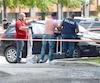 Le 25 août, les corps de deux victimes du fentanyl, soit Yves Faucher, un héros de la tragédie de Lac-Mégantic, et son frère Gilles, sont trouvés à Montréal à l'intérieur de cette voiture garée près du pont Jacques-Cartier.