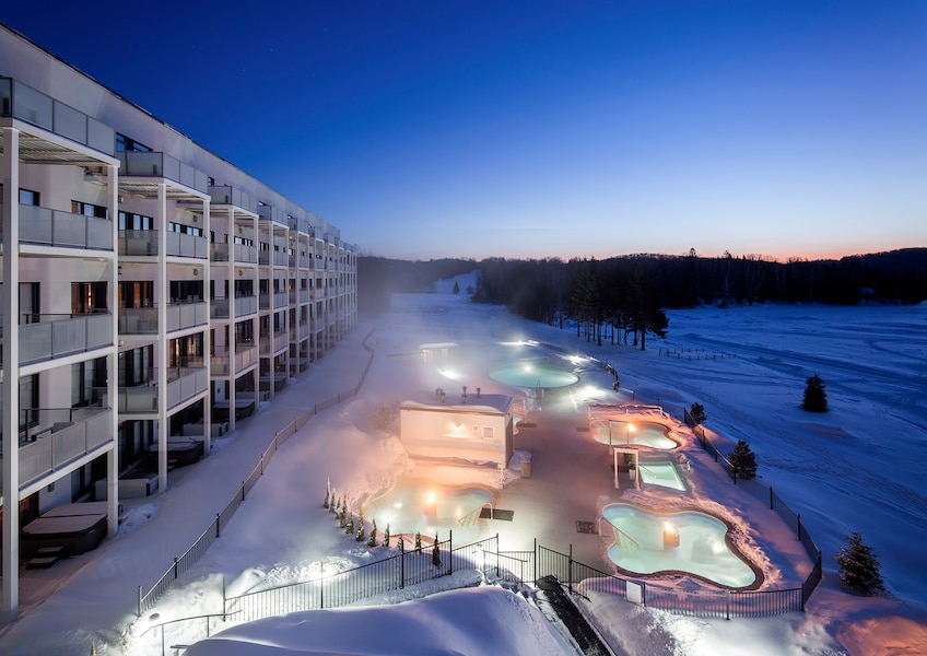 Hotel Le Gite A Quebec