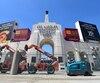Los Angeles a déjà organisé les Jeux d'été en 1984.
