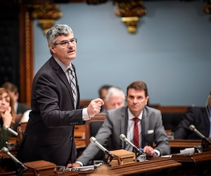 Les contribuables québécois ne devraient pas avoir à payer pour les lunchs du président de l'Assemblée nationale, que ce soit du homard ou des plats moins coûteux, estime la CAQ.