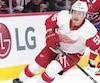 Tyler Bertuzzi fait partie de la nouvelle vague chez les Red Wings.