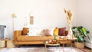 Image principale de l'article Un condo dans Rosemont magnifiquement décoré